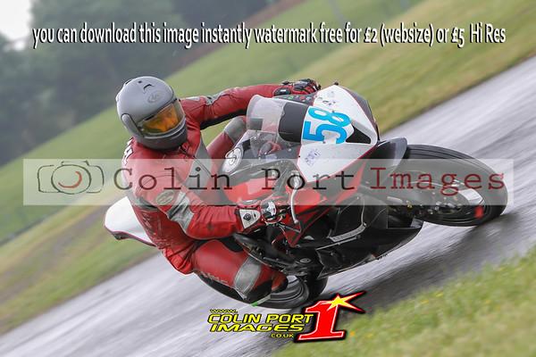 PRACTICE 3 & 7 OVER 400cc MODERN Incl STEELIES & PRE-INJ AINTREE JUNE 2016