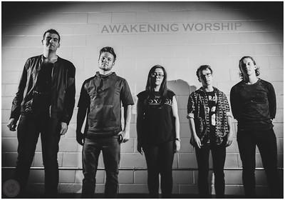 Awakening Band Session
