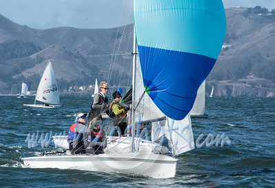 2015 StFYC Fall Dinghy Selects