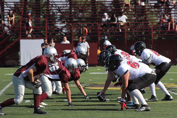 Juvenile Football - September 4th, 2014