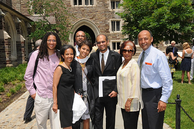 Rockefeller College Diploma Distribution 2010