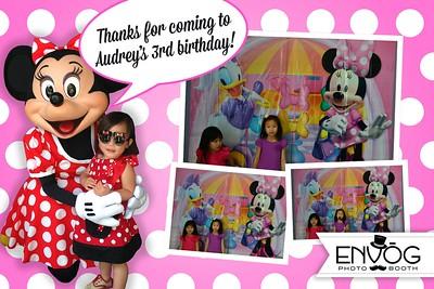 Audrey's 3rd Birthday (prints)