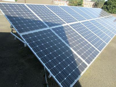 Shiley Solar