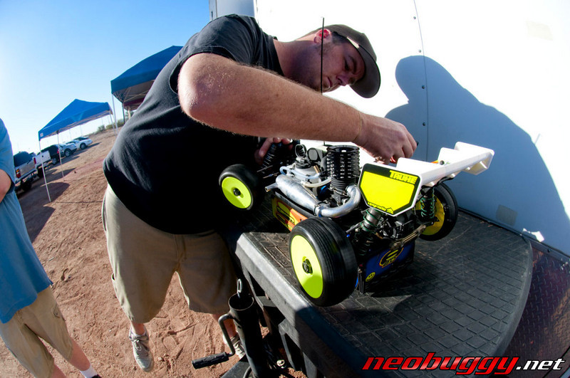 2009 Nitrocross - Thursday Practice