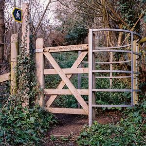 Gates of Corsley