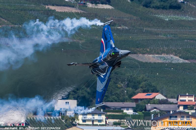 French Air Force RSD / Dassault Rafale C / 133 4-GL / RSD Livery