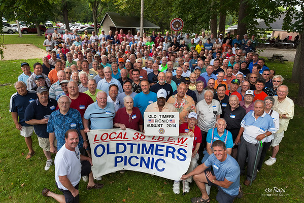 2014 Old Timers Picnic