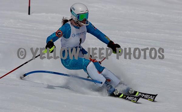 USSA Eastern U16 Final Women's SL  3/11/17