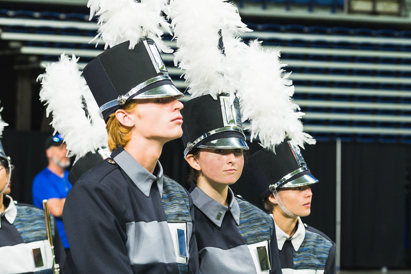 2019.11.04 – Glenn Band at State Marching Band Contest