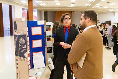 High School Science Fair