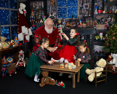 Strayer Santa Mini 2018