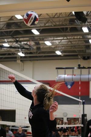 Girls Volleyball: Tri-Meet