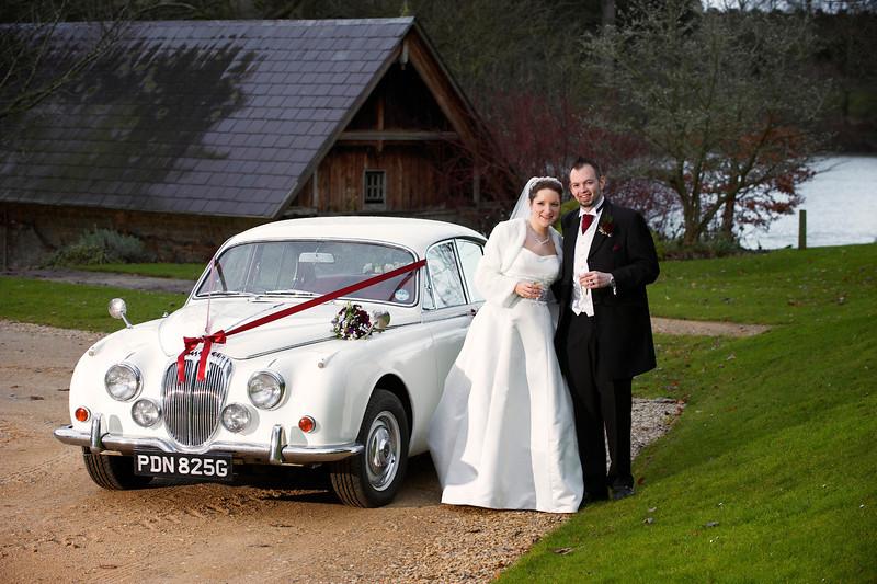 Winter Wedding, Sherborne Castle,Dorset