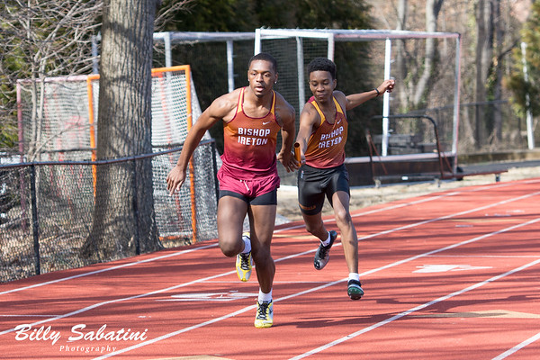 BI Track at St. Stephen's - March 13, 2019