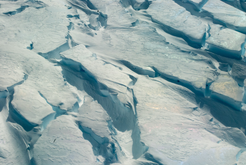 Thwaites Glacier mission, Operation IceBridge 2016