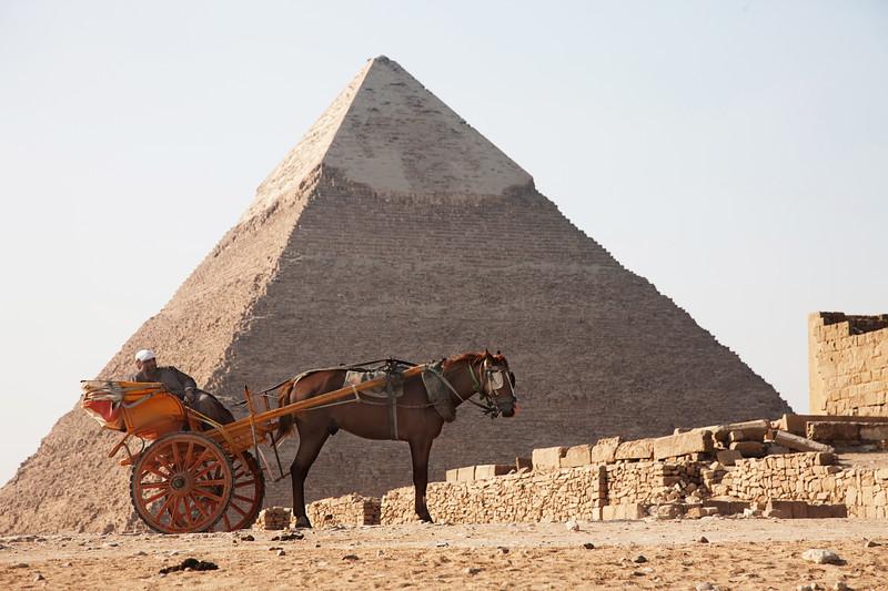 Giza Taxi, Egypt