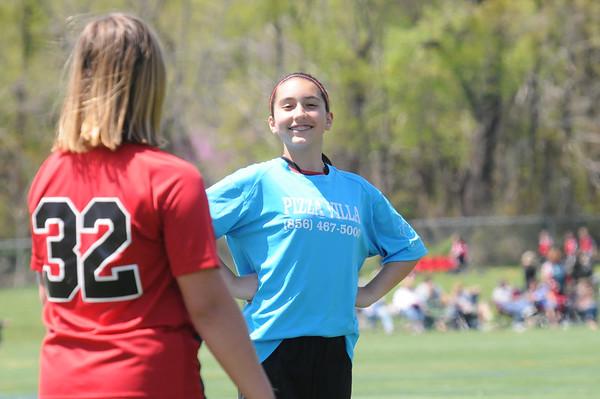 Soccer - Meghan - 5-1-2015 vs Cherry Hill