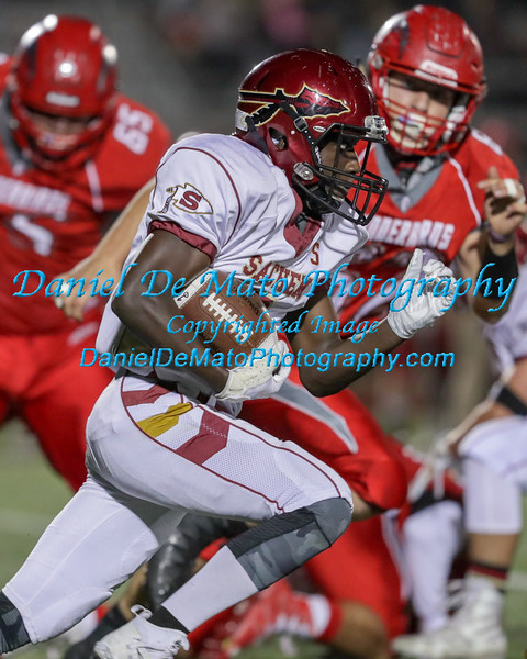 Connetquot vs Sachem East Playoffs 11-2-18