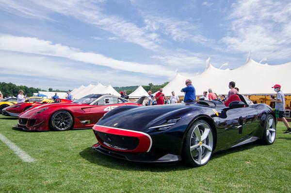 Concorso Ferrari & Friends 2021
