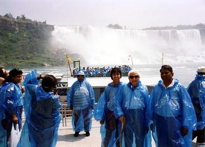 DC-Niagara Falls Trip