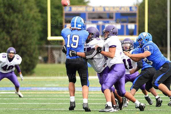 Sophomore - Rolling Meadows vs Wheeling 09-22-12