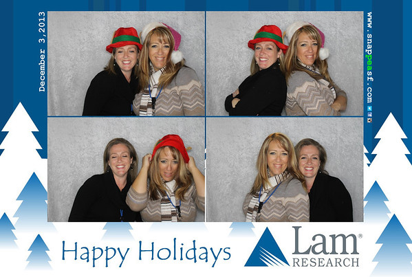 Lam Research Holiday Party