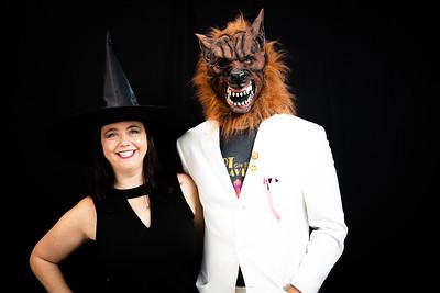 2019 Halloween Portraits