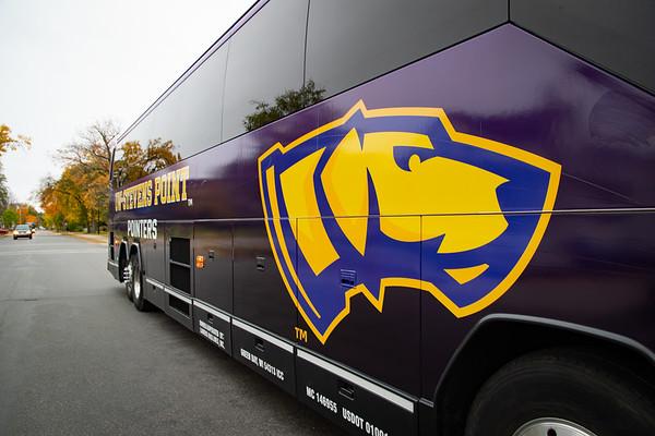 UW-Stevens Point Bus