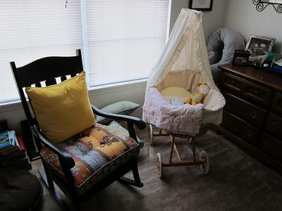 Nursery & Apartment Photos