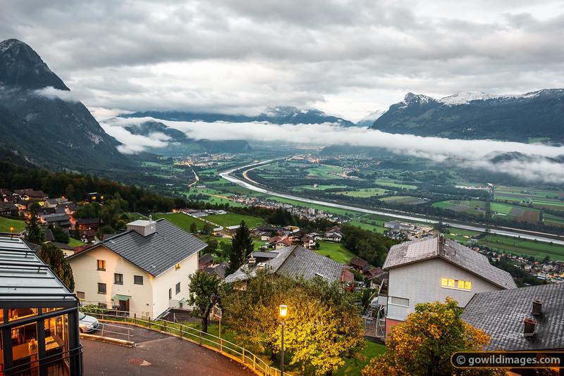 Liechtenstein Lights