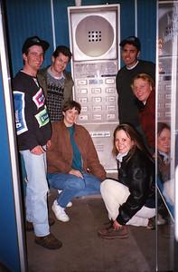 1994 - New York, Colorado, Boston, Orlando