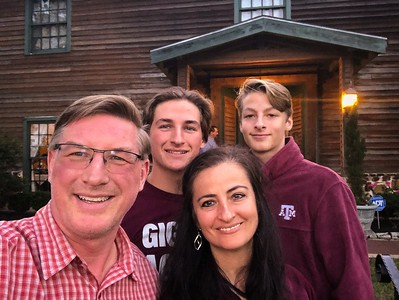 2019 Aggie Family Weekend