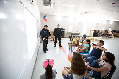 Police Services Summer Camp
