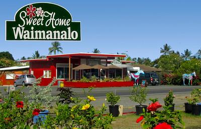Sweet Home Waimanalo