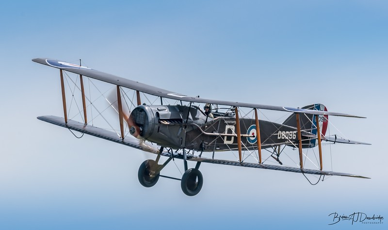 Bristol F.2 Fighter D8096 | The Shuttleworth Collection