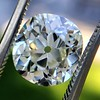 3.07ct Antique Cushion Cut Diamond GIA M VS2 20
