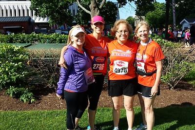 Freihofer Run for Women 2014