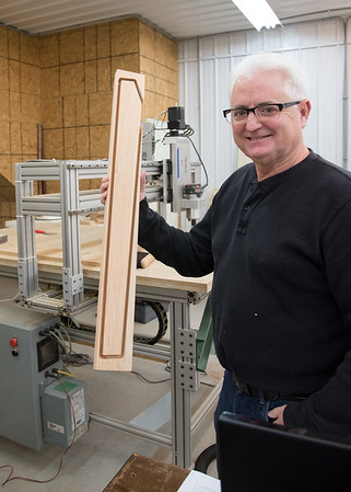 Integrating CNC's Into Woodworking with Celeski [2017]