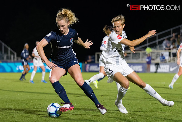 NC Courage vs Reign FC 8-24-2019
