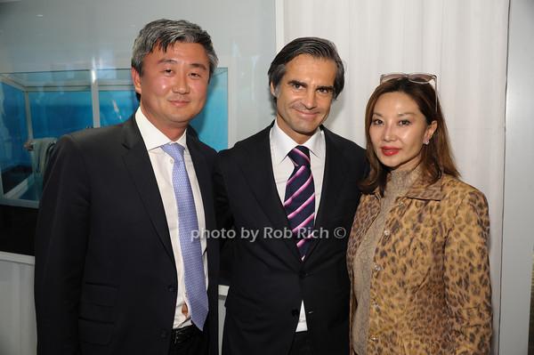 Keko, Julien Farel, Kenji Yoshikowa photo by Rob Rich/SocietyAllure.com © 2014 robwayne1@aol.com 516-676-3939