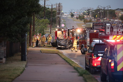 McKinney TX. Major MVA. Stacy Rd 10/19/19