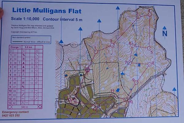 12 Sept 2018 Mulligans Flat from Bonner