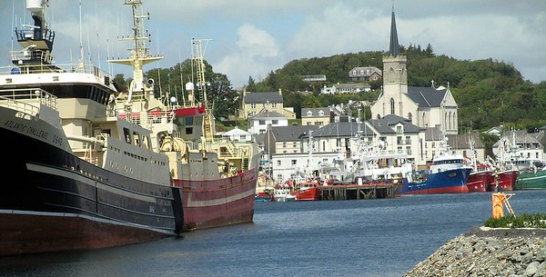 Killybegs Harbour 2015-16