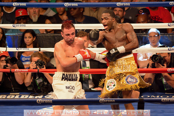 Broner vs Malignaggi June 2013