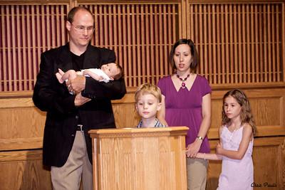 Alder Baptism 062109