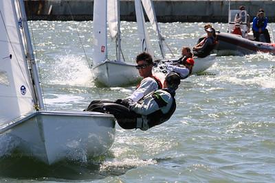 Tom Allen Team Race 15