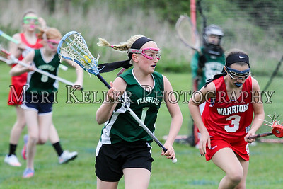 Thompsen vs Pennfield Girls Middle School 5.3.16
