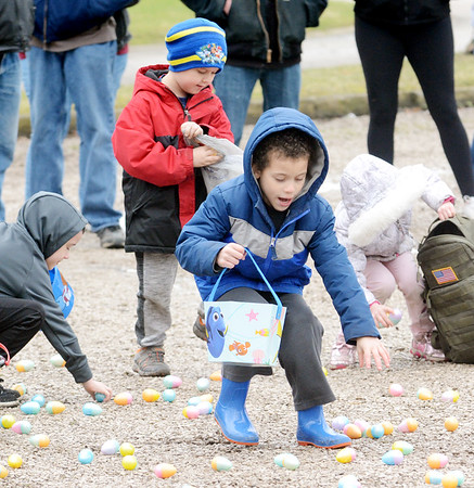 Lake Shore Park and Downtown Ashtabula Easter events