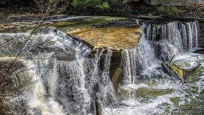 Waterfalls  Photography by Wayne Heim