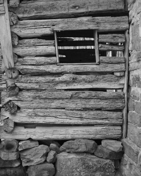 Beaver Jim Villines cabin, Boxley, AR